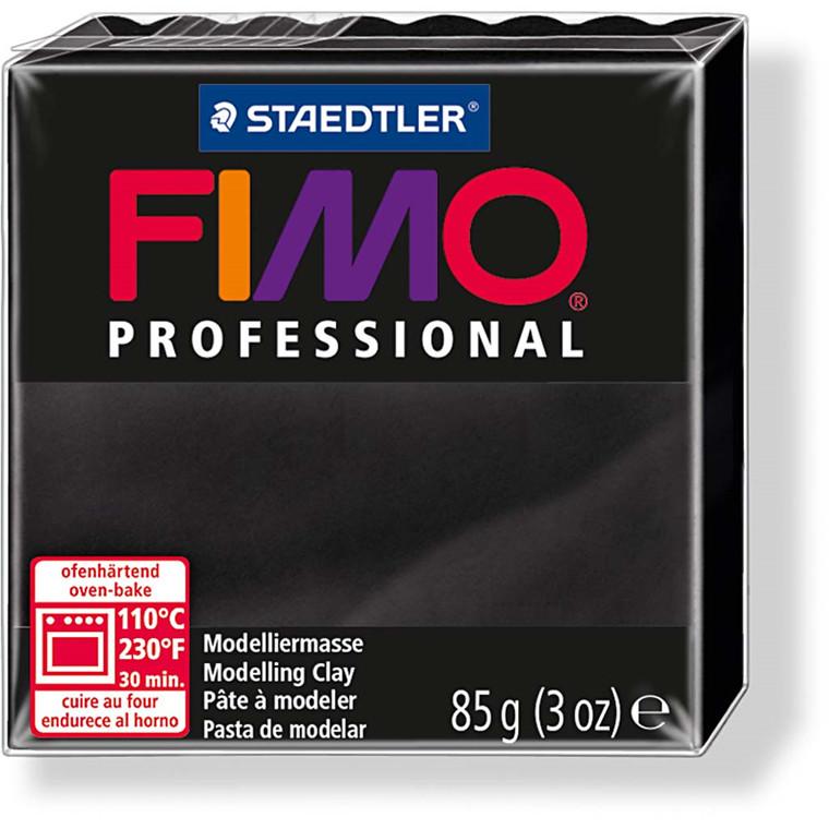 FIMO® Professional smykkeler sort, 85 g