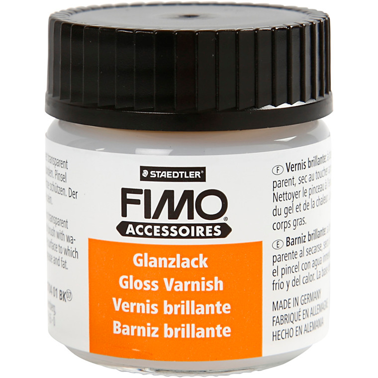FIMO® lak blank transparent 35 ml.