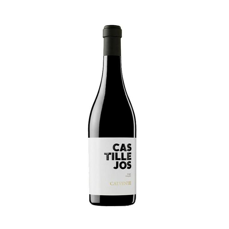 Castillejos 2012 rødvin fra Calvente