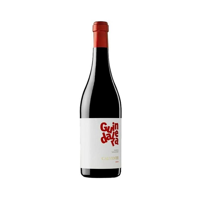 Guindalera 2012 rødvin, fra Calvente
