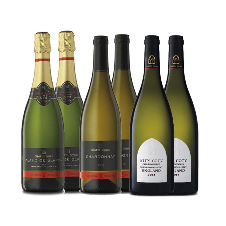 Chardonnay Lovers - smagekasse