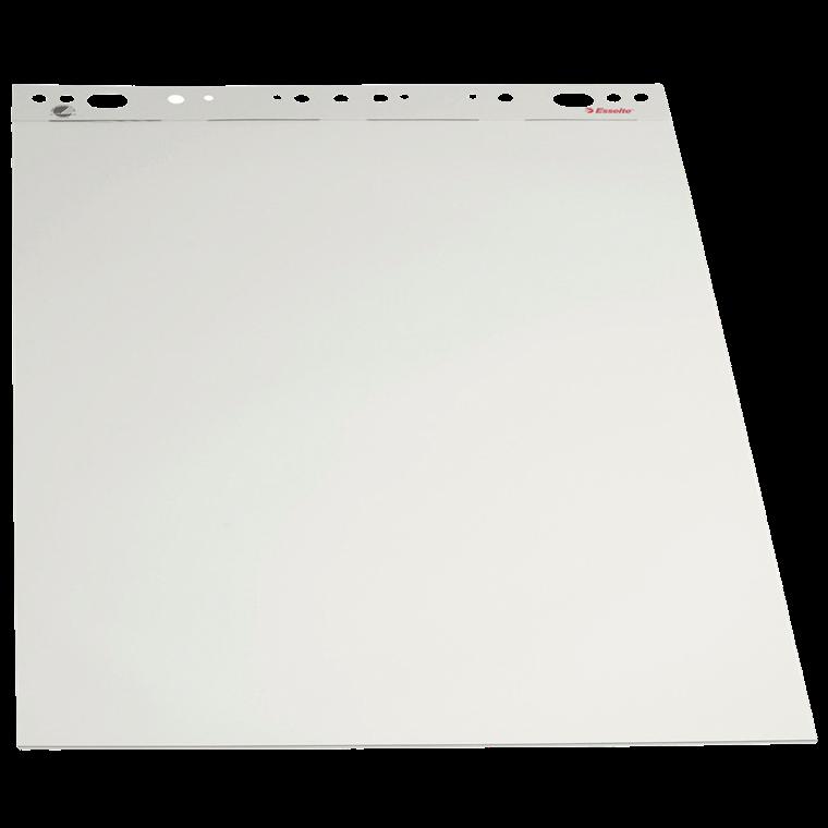 Esselte flipoverpapir - 59 x 80 cm, ulineret
