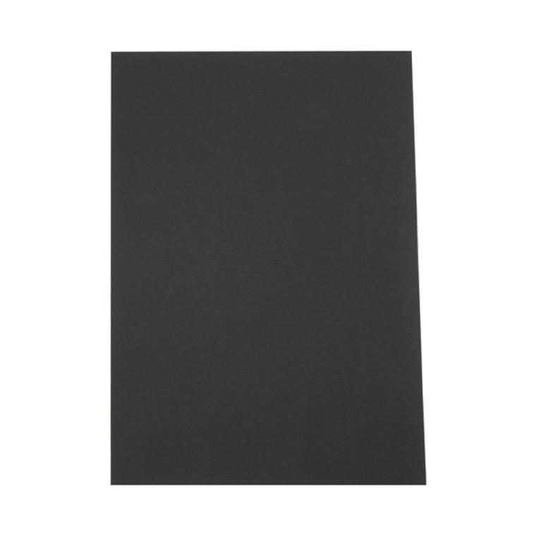 A4 karton 100 ark - 180 gram Sort
