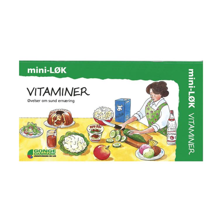MiniLØK Vitaminer