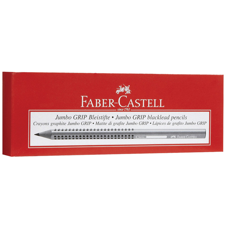 Faber-Castell Jumbo Grib -  Begynderblyant