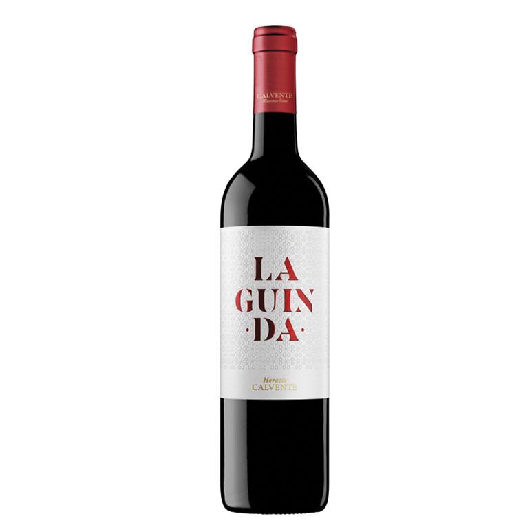 Laguinda 2013 - rødvin fra Calvente
