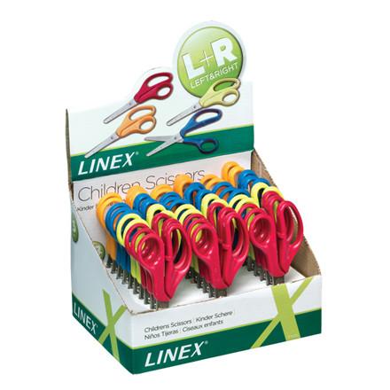 Linex Børnesaks 13 cm. 30 stk. i display *