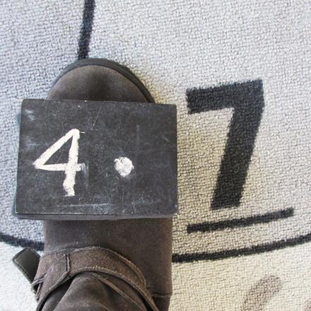 10'er- venner tæppe - 200 x 130 cm
