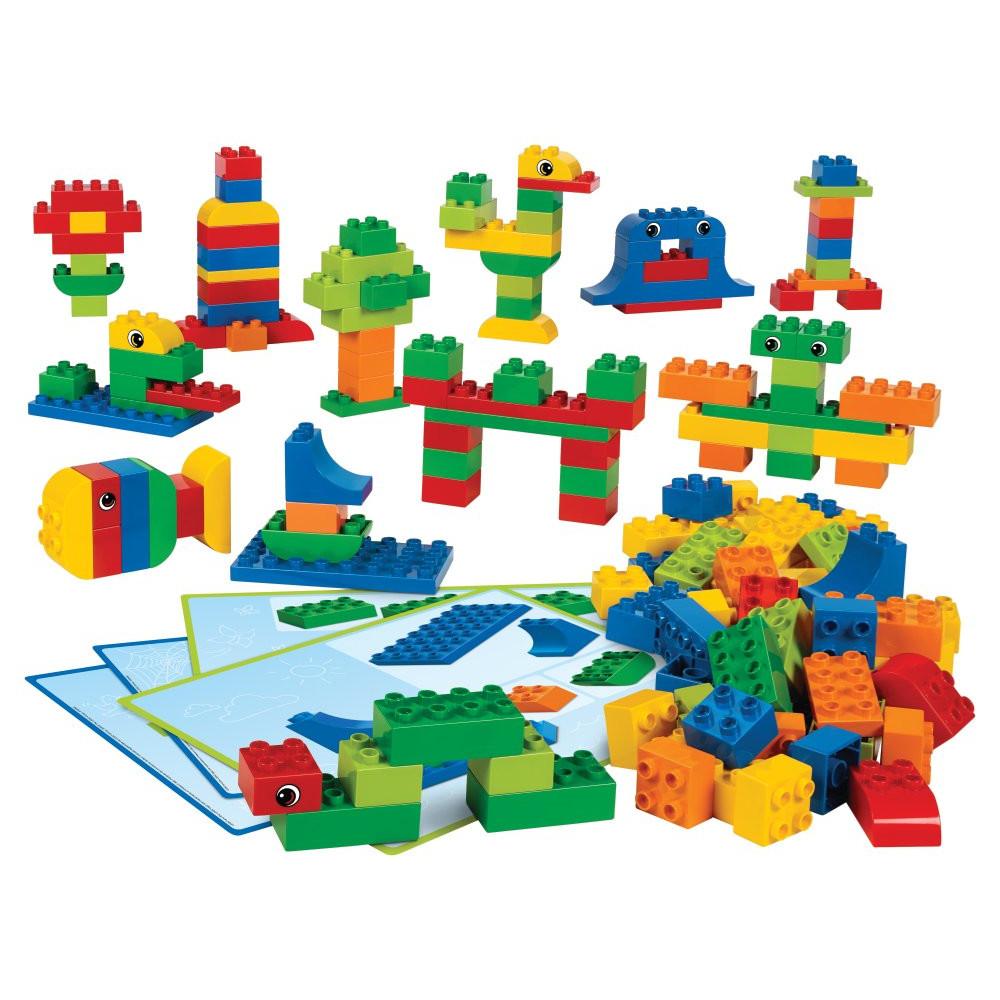 Lego Duplo Klodser 160 Dele Novanordicdk
