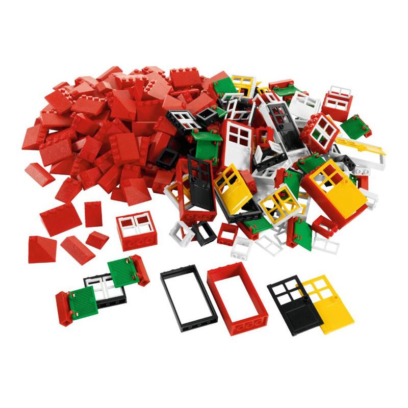 Lego Education Dørevinduertagsten 278 Dele Novanordicdk
