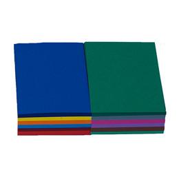Brevkort  A6 500 ark i ass. farver