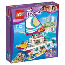 LEGO Friends Sommerferie - Solskinskatamaran