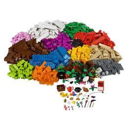 LEGO Education - Grundæske m/special dele: 1207 dele