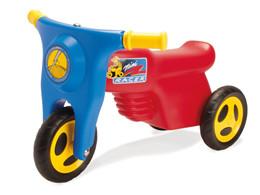 Pedaltraktorer og skubbere