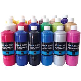 Acrylfarve