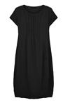 Trine Kryger Simonsen DRESS RIKI, Black