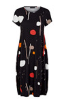 Trine Kryger Simonsen DRESS MARISOLE 200050, Multi Colour