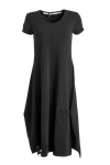 NÖR DENMARK NESA DRESS 81.110, BLACK