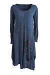 NÖR DENMARK DENISE DRESS 83.132, DARK BLUE