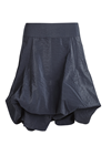 NÖR DENMARK MIRIAM SKIRT 83.136, DARK BLUE