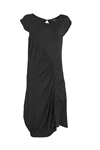 NÖR DENMARK JERSEY DRESS 91.102 , BLACK