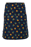 Charles Design Skirt Minna 4011-17, Blue