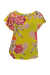 Charlotte Sparre Super tee Popita 2316, Yellow