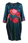 Charlotte Sparre Nice Dress Poppy Pop 2203, Blue