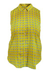 Emily van den Bergh top 7013, Yellow