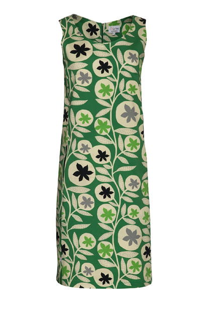 Charles Design Dress Freja, Green