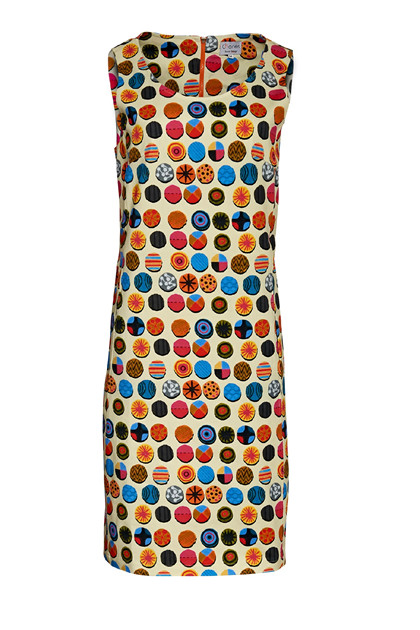 Charles Design Dress Freja, Multi