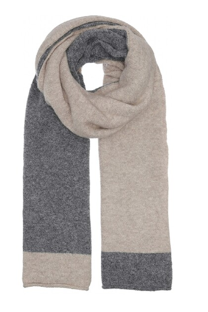 Costamani Scarf recycle knit, Sand