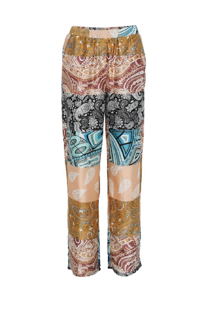 Costamani Mira pants, Patchwork