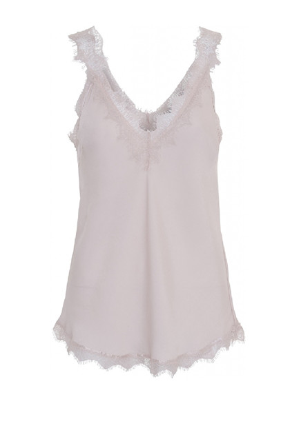Costamani Moneypenny top, Dusty pink
