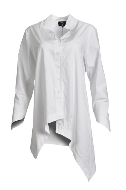 My Soul Poplin Jacket 2709, White