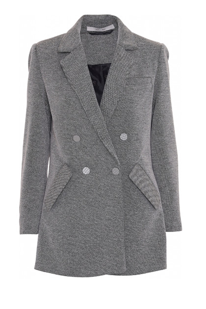 Costamani Keton blazer, Salt and pepper
