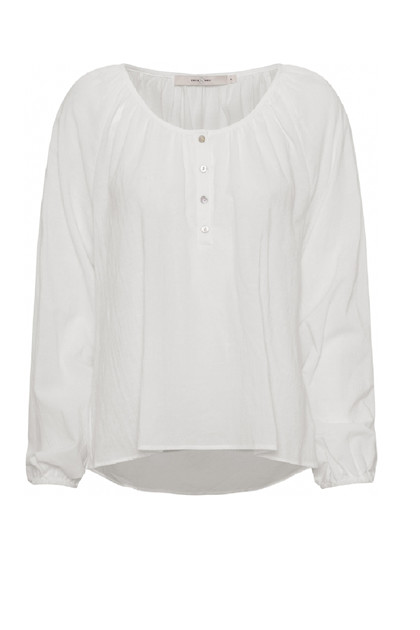 Costamani Linnet cotton shirt, Off White