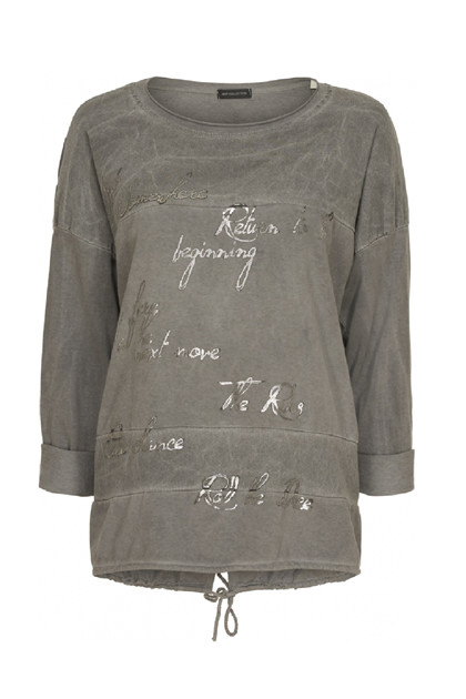 Marta du Chateau Sweatshirt 9900, Grey