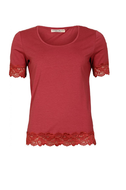 Margit Brandt TRUE MB4025 t-shirt, Dusty Coral