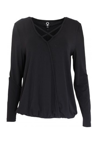 My Soul bluse Bamboo 0501, Black