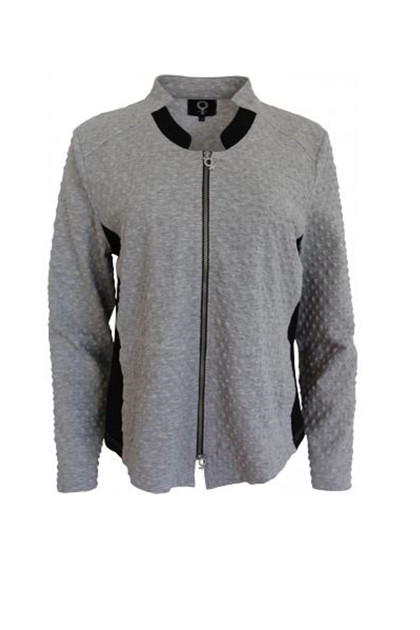 My Soul Jacket Dot 2507, Grey