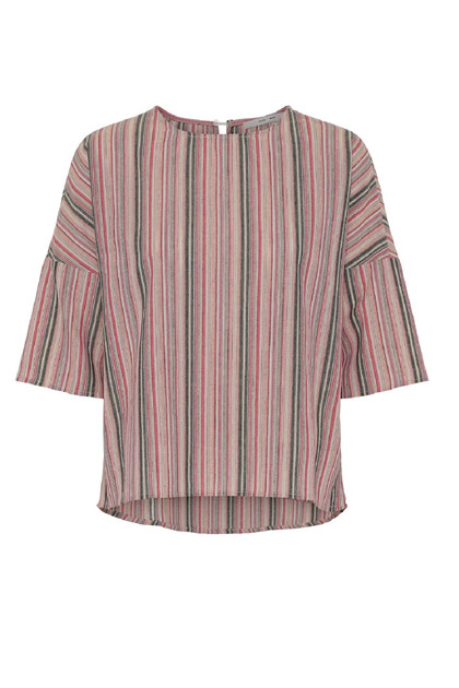 Costamani C Beauty bluse, Multi Stripe