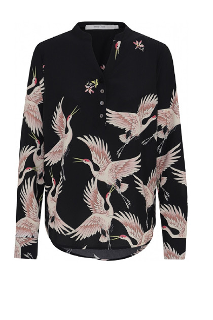 Costamani ALEXIA shirt, Bird