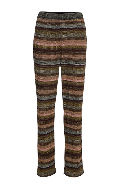 Costamani  Mira pants, Multi rib