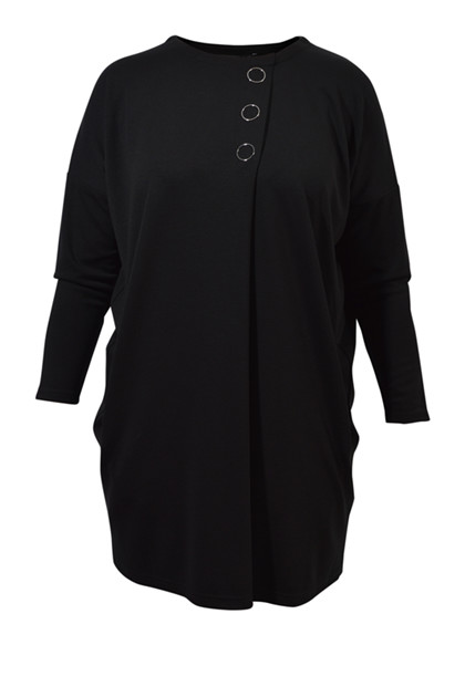 Trine Kryger Simonsen DRESS TRIX, Black