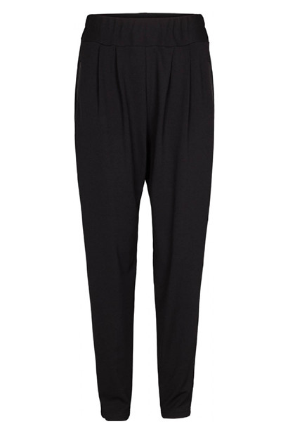Trine Kryger Simonsen Trousers MAC, Black