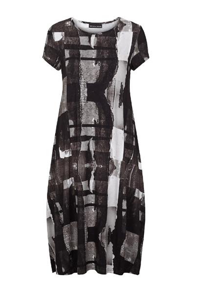 Trine Kryger Simonsen DRESS MARISOLE, Black