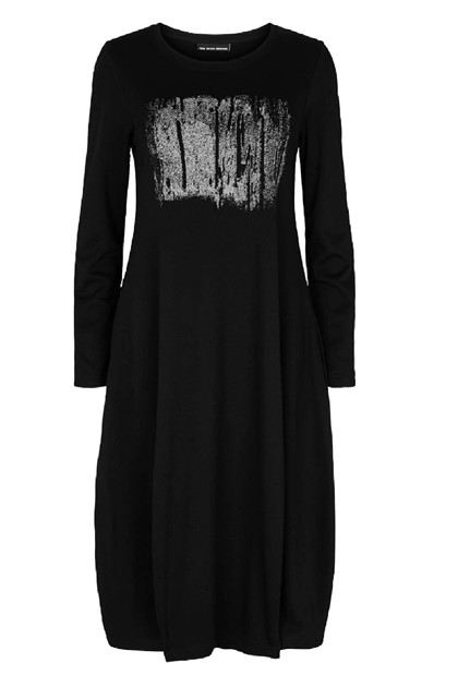 Trine Kryger Simonsen DRESS LOUISE P , Black