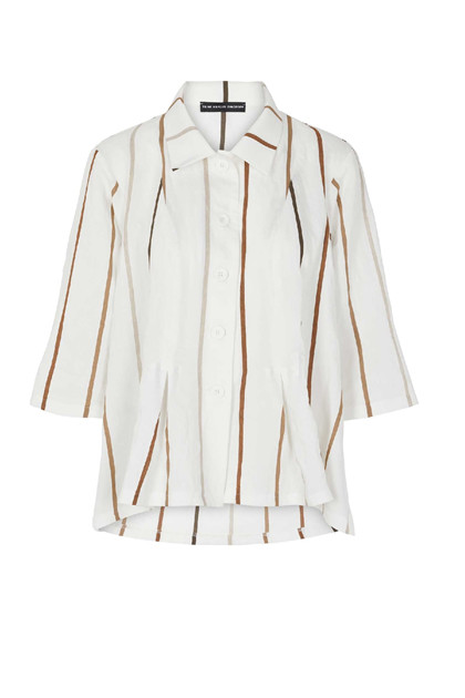 Trine Kryger Simonsen SHIRT YOSELIN , Multi White