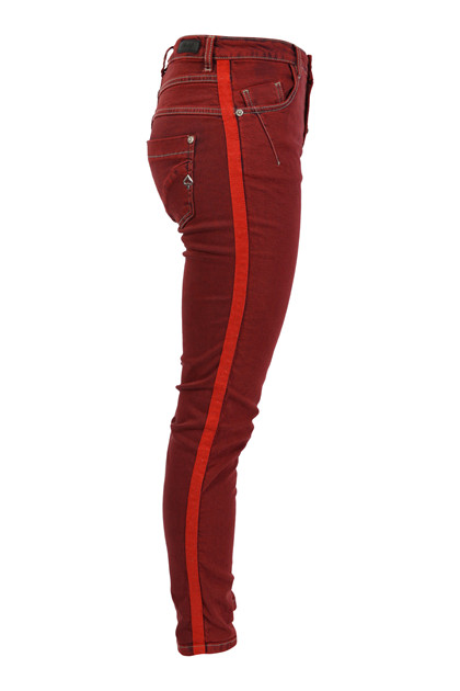 MARYLEY Jeans 8EB63M/G67, Red